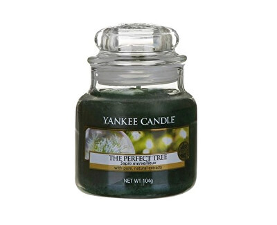 Yankee Candle Aromatická sviečka Classic malý The Perfect Tree 104 g