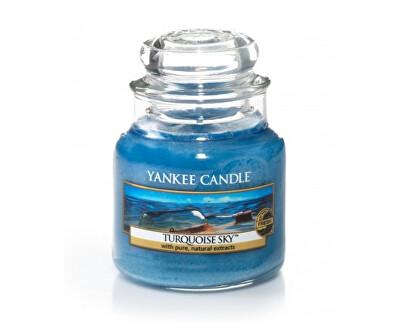 Yankee Candle Aromatická sviečka Classic malý Turquoise Sky 104 g