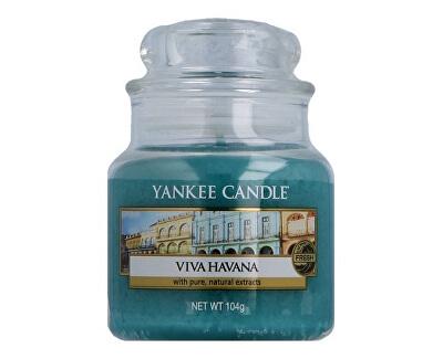 Yankee Candle Aromatická sviečka Classic malý Viva Havana 104 g