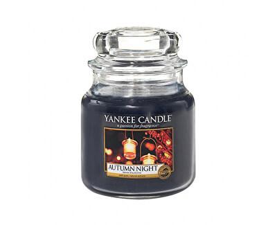 Aromatická svíčka Classic střední Autumn Night 411 g