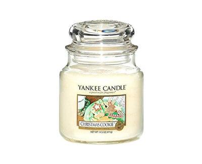 Yankee Candle Aromatická sviečka Classic strednej Christmas Cookie 411 g