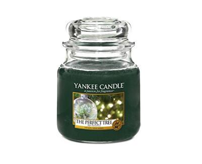 Yankee Candle Aromatická sviečka Classic strednej The Perfect Tree 411 g