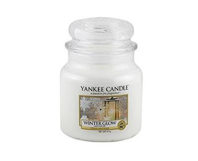 Yankee Candle Aromatická sviečka Classic strednej Winter Glow 411 g