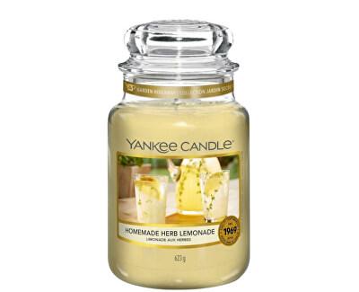 Aromatická svíčka Classic velká Homemade Herb Lemonade 623 g