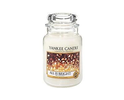 Yankee Candle Aromatická sviečka Classic veľký All Is Bright 623 g
