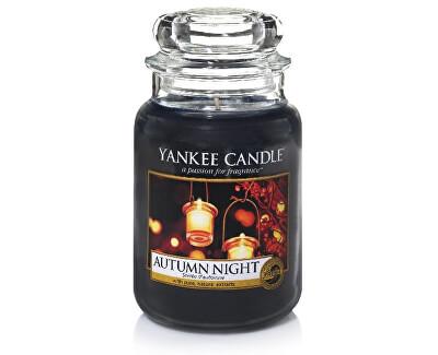 Yankee Candle Aromatická sviečka Classic veľký Autumn Night 623 g