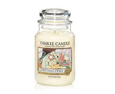 Yankee Candle Aromatická svíčka Classic velký Christmas Cookie 623 g