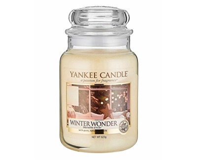 Yankee Candle Aromatická sviečka Classic veľký Winter Wonder 623 g