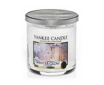 Yankee Candle Aromatická sviečka Décor malý Winter Glow 198 g
