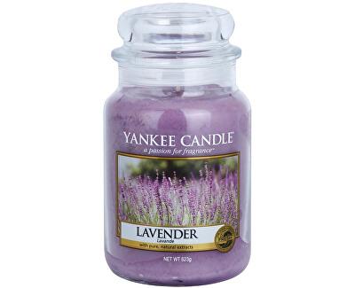 Yankee Candle Aromatická sviečka Lavender 623 g