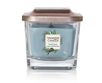 Aromatická svíčka malá hranatá Coastal Cypress 96 g