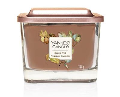 Aromatická svíčka střední hranatá Harvest Walk 347 g