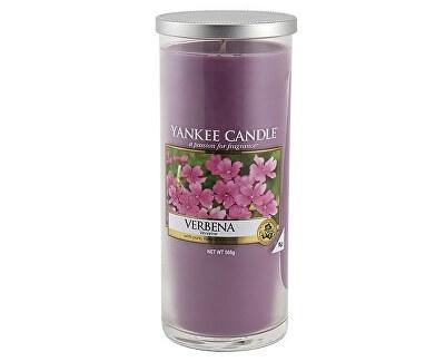 Aromatická svíčka ve skleněném válci Verbena 566 g