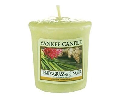 Aromatická votívny sviečka Lemongrass & Ginger 49 g
