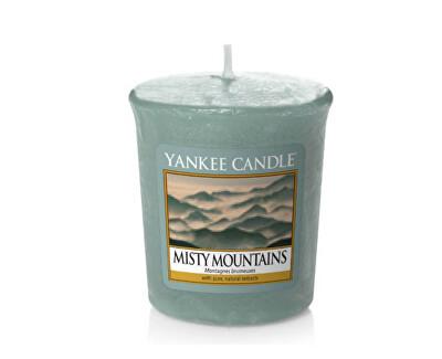 Aromatická votivní svíčka Mlžné hory (Misty Mountains) 49 g
