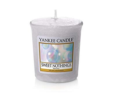 Aromatická votivní svíčka Sladká nic (Sweet Nothings) 49 g