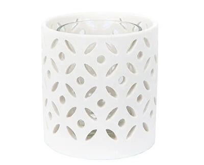 Keramický svícen Ceramic Circle