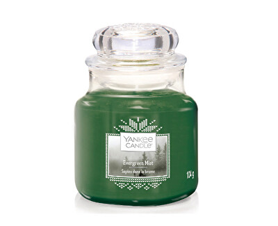 Vonná svíčka Classic malý Evergreen Mist 104 g