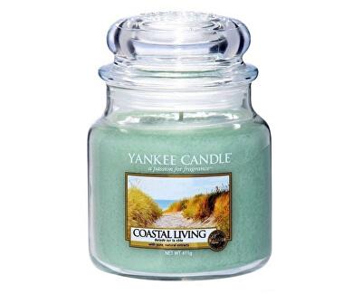 Vonná svíčka Classic střední Život na pobřeží (Coastal Living) 411 g