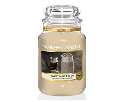 Vonná svíčka velká Sladký javorový chai (Sweet Maple Chai) 623 g