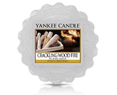 Vonný vosk Crarkling Wood Fire 22 g