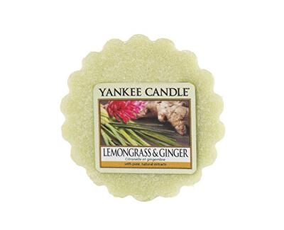 Vonný vosk do aromalampy Citrónová tráva a zázvor (Lemongrass & Ginger) 22 g