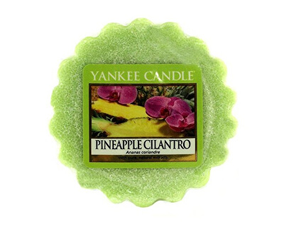 Yankee Candle Vonný vosk do aromalampy Pineapple Cilantro 22 g