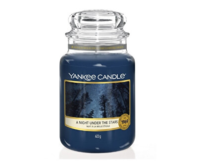 Lumânare aromatică Classic mare A Night Under The Stars 623 g