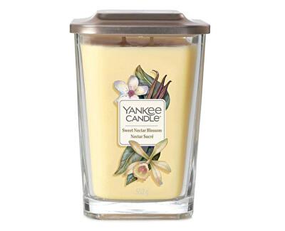 Nagy szögletes illatgyertya Sweet Nectar Blossom 553 g