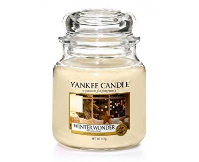 Yankee Candle Aromatická sviečka Classic malý Winter Wonder 104 g