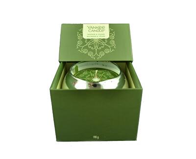 Dárkový box se svíčkou Balsam & Cedar 198g