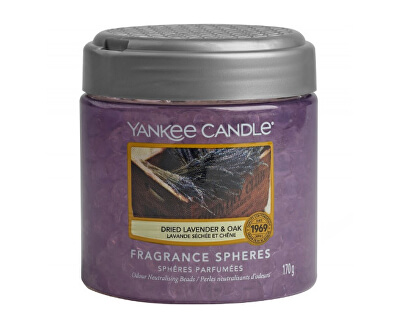 Mărgele parfumate Dried Lavender & Oak 170 g