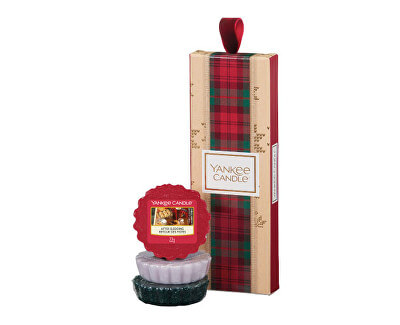 Dárková sada vonné vosky 3 ks sváteční vůně (Christmas Gift Collection) 3 x 22 g