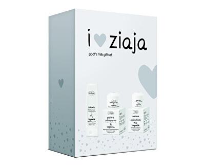 Dárková sada I Love Ziaja Kozí mléko (Goat`s Milk Gift Set)