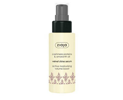 Sérum na vlasy pre zvýšenie lesku Cashmere Proteins & Amaranth Oil 50 ml