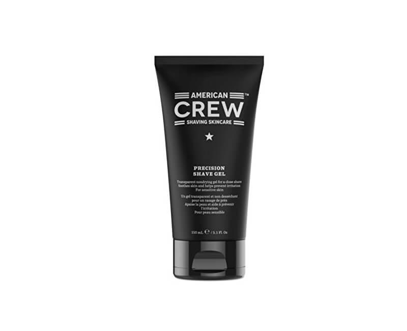 American Crew Gel na holení pro přesné oholení vousů (Shaving Skincare Precision Shave Gel) 150 ml