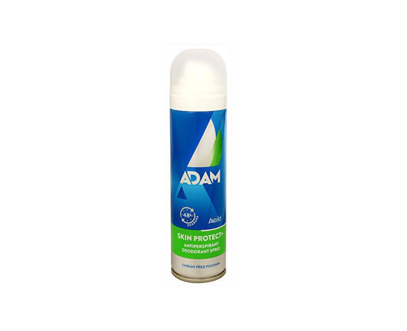 ADAM Antiperspirant deodorant ve spreji Skin Protect+ 150 ml