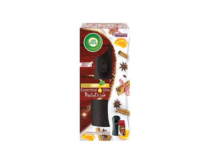 Air Wick Automatický osvěžovač vzduchu s náplní Svařené víno 250 ml
