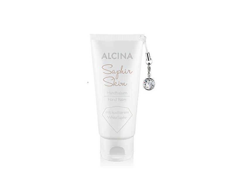 Alcina Balzám na ruce Saphir Skin (Hand Balm) 50 ml