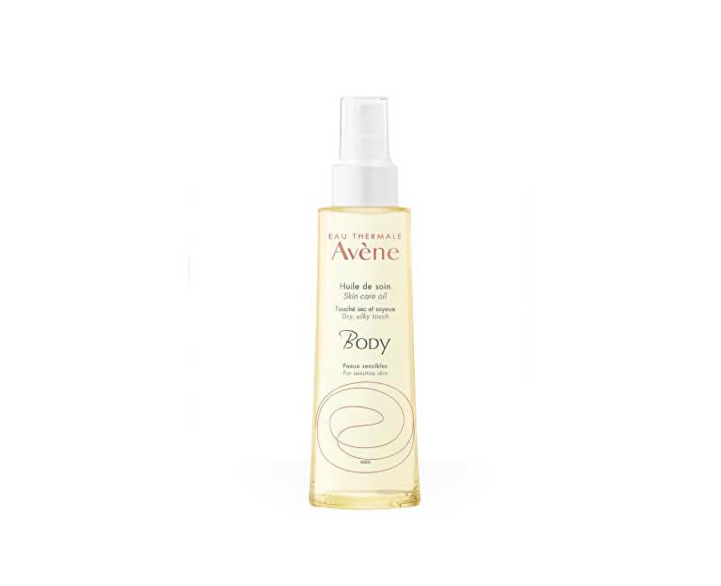 Avène Suchý tělový olej pro citlivou pokožku Body (Skin Care Oil) 100 ml