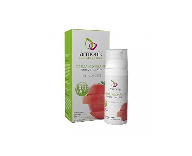 Armonia Hydratační BIO pleťový krém Rajče a opuncie 50 ml