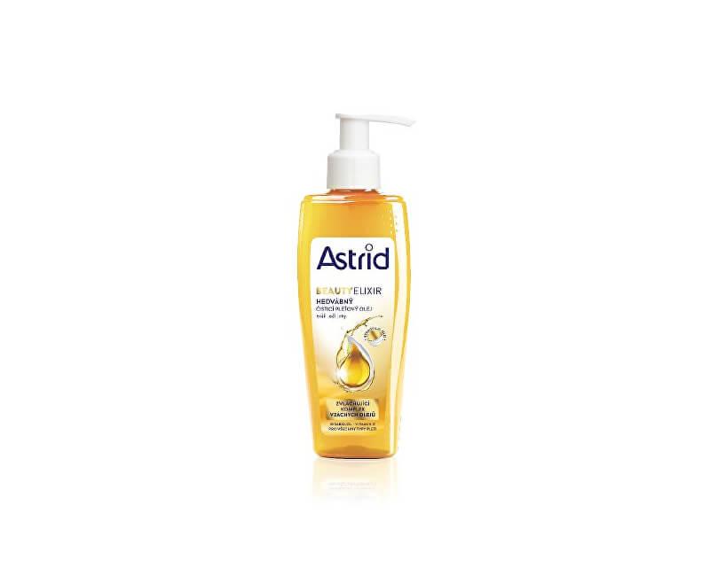 Astrid Hedvábný čisticí pleťový olej Beauty Elixir 145 ml