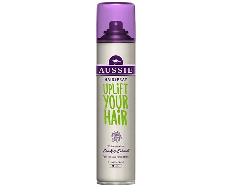 Aussie Lak na vlasy pro objem s výtažkem z mořských řas Volume (Hairspray) 250 ml