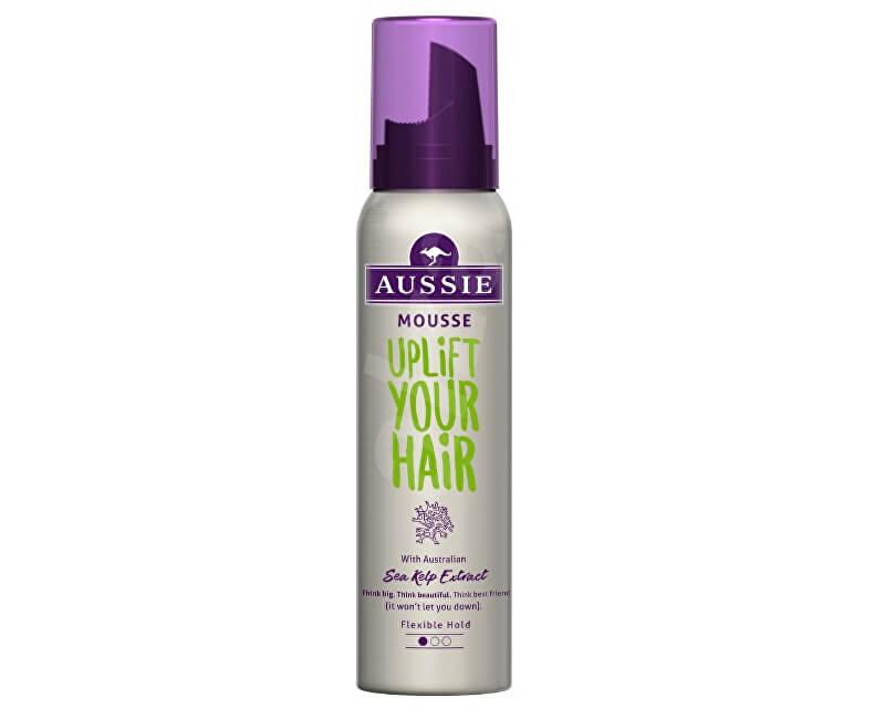 Aussie Pěnové tužidlo pro objem vlasů Volume (Flexible Hold) 150 ml