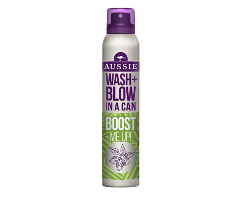 Aussie Suchý šampon pro jemné a zplihlé vlasy Wash+Blow Boost Me Up! (Dry Shampoo) 180 ml