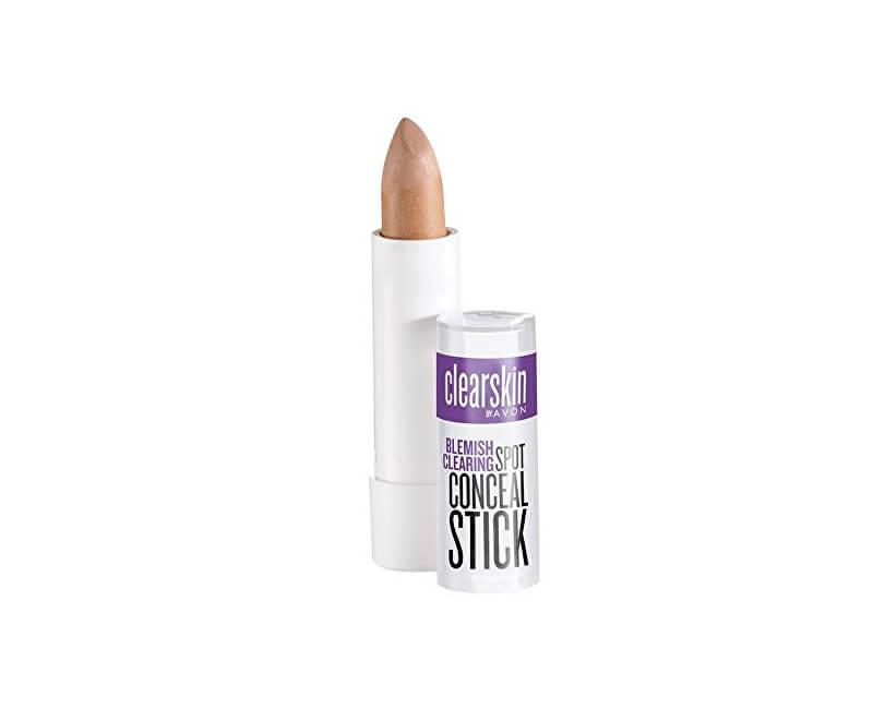 Avon Antibakteriální korekční tyčinka Clearskin Blemish Clearing (Spot Conceal Stick) 4 g
