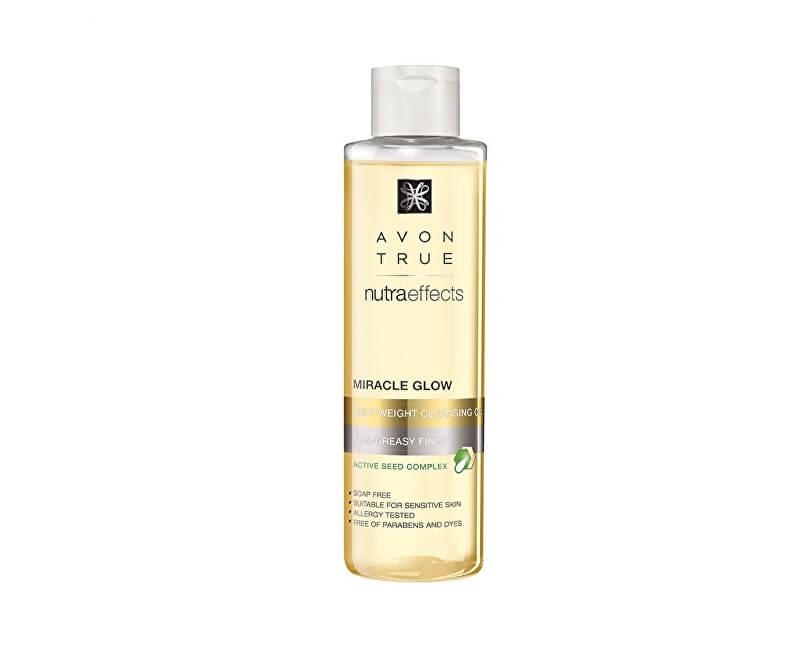 Avon Čisticí pleťový olej True NutraEffects (Miracle Glow) 125 ml