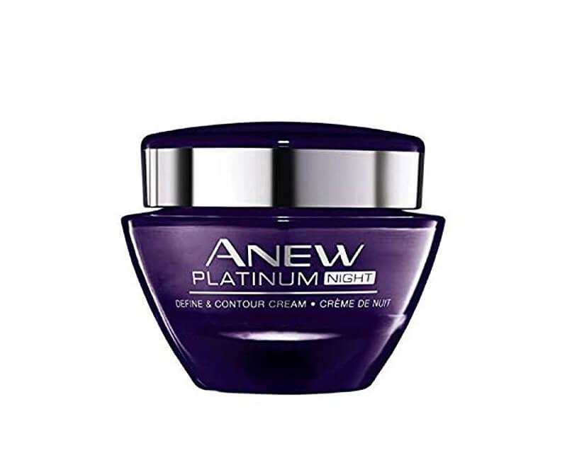 Avon Noční krém Anew Platinum 50 ml