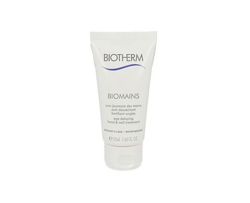 Biotherm Péče na ruce a nehty Biomains (Age Delaying Hand & Nail Treatment)