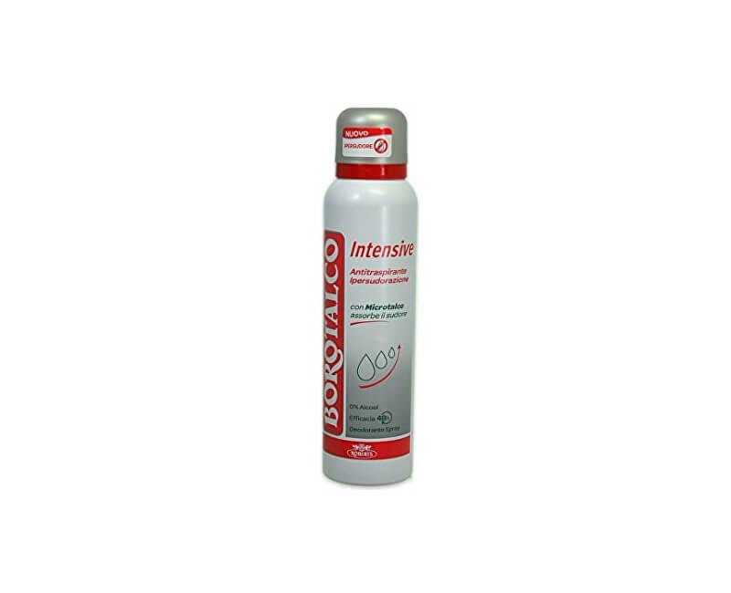 Borotalco Antiperspirant ve spreji Intensive 150 ml